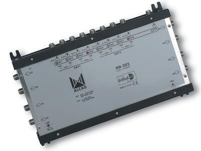 MB-202 Hvězdicový multipřepínač 9x8