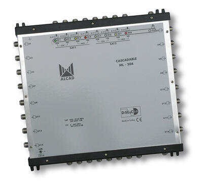 ML-204 Kaskádový multipřepínač 9x16