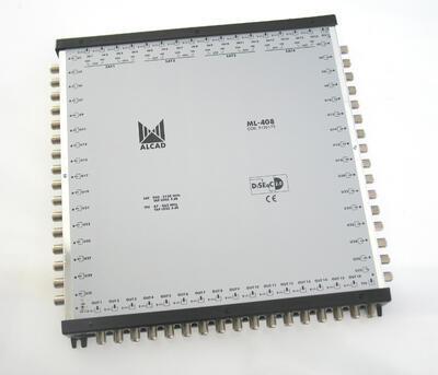 ML-408 Kaskádový multipřepínač 17x32