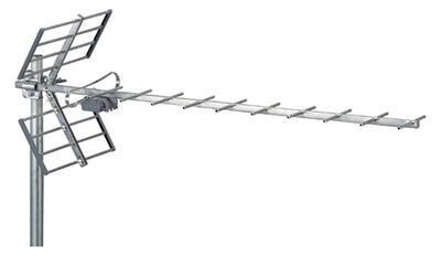 Alcad BU-117 Anténa UHF, kanál 21-48, G=12 dBd, LTE700