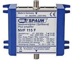 Spaun NVF 115 F