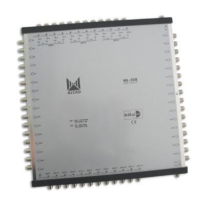 ML-308 Kaskádový multipřepínač 13x32