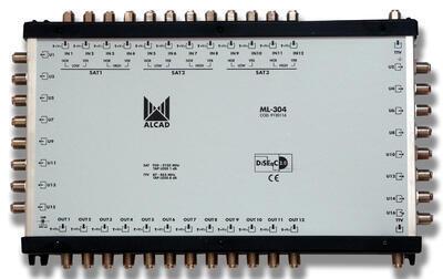 ML-304 Kaskádový multipřepínač 13x16  - 1