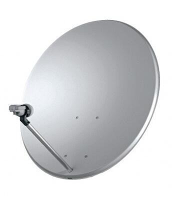 TELE Systém železná parabola 80