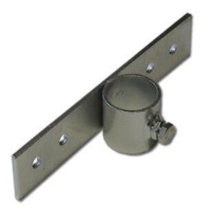 Držák stožáru o průměru 42mm s delším pásem