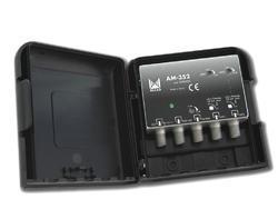 Alcad AM-352, 3 vstupy FM/ DAB - UHF - UHF