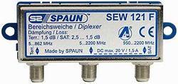 Spaun SEW 121 F