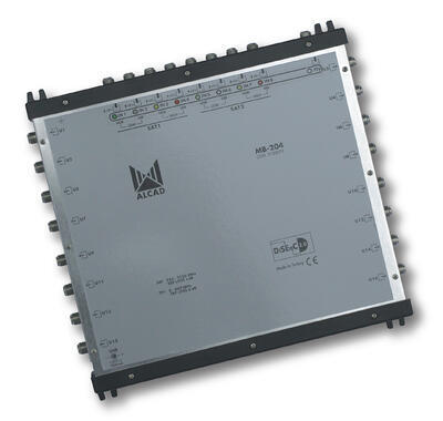 MB-204 Hvězdicový multipřepínač 9x16