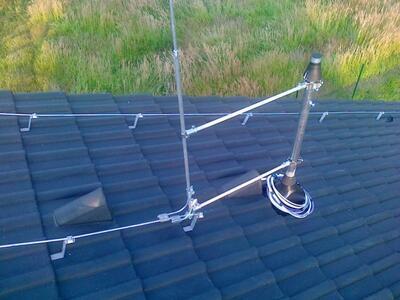 Komplet Jímací tyč 2,5 m