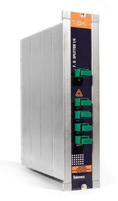 234401 Optický rozbočovač do 8 směrů, řada T0X