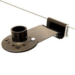 Držák na sklo/stožár pro anténu KORONA - 2