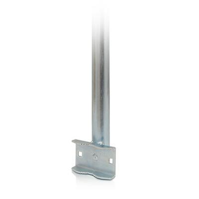 Nástavec na stožár 1,2m trubka 28/2mm, zinek Žár - 2