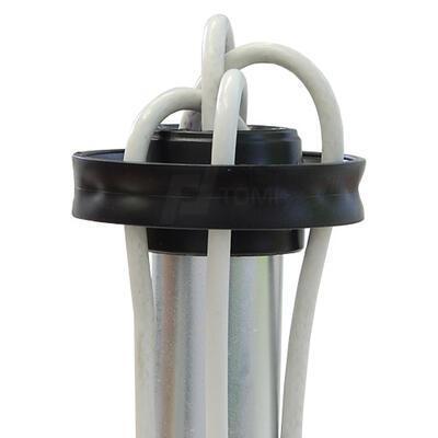 Stožárová krytka na kabely - pro stožár (38 - 50 mm) - 2