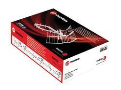 RHOMBUS active_ anténa UHF, pasivní/aktivní, kanál 21-60, LTE, 17/34 dBi - 2