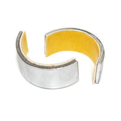 Stožárová krytka na kabely - hliníková (stožáry 42,48 - 52mm) - 2