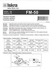 Iskra FM-50 - 2