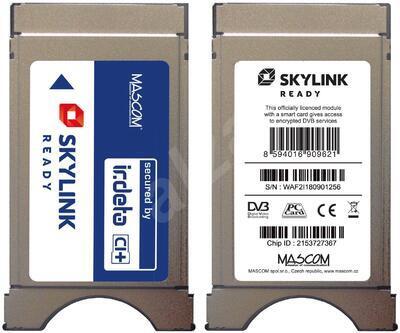Modul IRDETO CI+ MKII (Skylink Ready) - 2