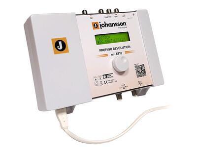 Johansson 6710 zesilovač programovatelný, 20x filtr, 45 dB - 2