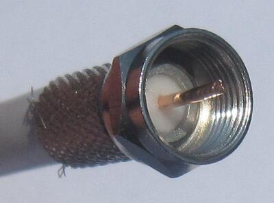 Propojka F-F 10cm - 2