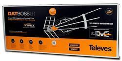 Televes DAT Boss LR antena, TFORCE, LTE  - 3