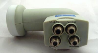 Zircon konvertor Quatro L - 404 ECO - 3