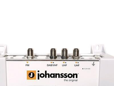 Johansson 6710 zesilovač programovatelný, 20x filtr, 45 dB - 3