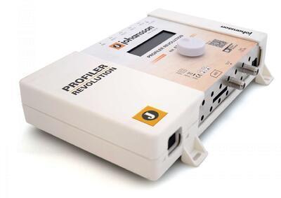 Johansson 6700 zesilovač programovatelný, 50x filtr, 55 dB - 3