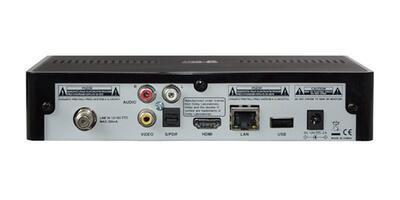 Satelitní přijímač GoSAT GS7060HDi - 3