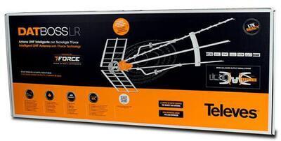Televes DAT Boss LR antena, TFORCE, LTE  - 4