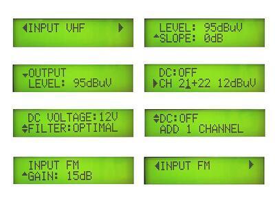 Johansson 6710 zesilovač programovatelný, 20x filtr, 45 dB - 4